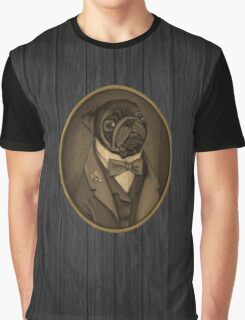 Nobility Dogs Graphic T-Shirt