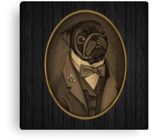 Nobility Dogs Canvas Print