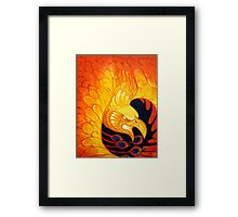 Phoenix for Flint Framed Print