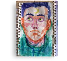 Moon Harry Canvas Print