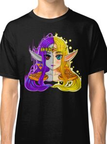 Link Between Two Princesses  Classic T-Shirt