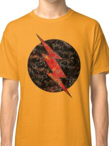 Reverse Flash - DC Spray Paint Classic T-Shirt