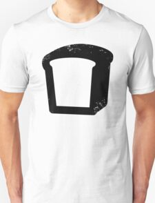 Cute Bread (black) T-Shirt