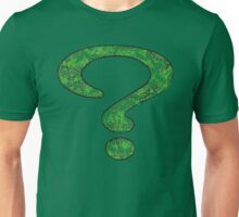 Riddler - DC Spray Paint Unisex T-Shirt