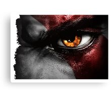 gow warrior Canvas Print