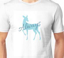 Always- Deathly Hallows- RIP Alan Rickman Unisex T-Shirt