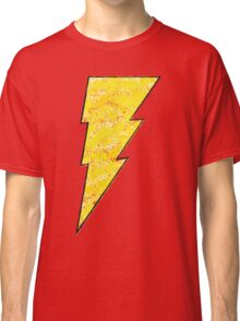 Shazam - DC Spray Paint Classic T-Shirt