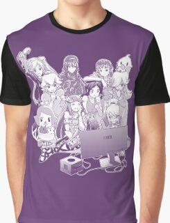 Smash Night Graphic T-Shirt