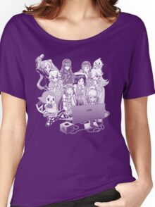 Smash Night Women's Relaxed Fit T-Shirt