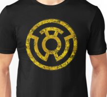 Lantern 3 - DC Spray Paint Unisex T-Shirt