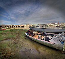 Barnstaple Boats  by Rob Hawkins