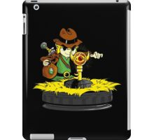 Raiders of the lost boss key iPad Case/Skin