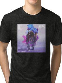 Future DS2 Cover  Tri-blend T-Shirt