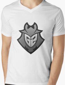 G2 Mens V-Neck T-Shirt