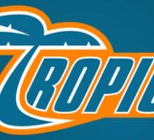 Tropics Sticker