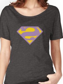 LAZY COSPLAY: Bizarro Women's Relaxed Fit T-Shirt