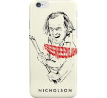 Heeeerrrrreeeesss Johnny iPhone Case/Skin