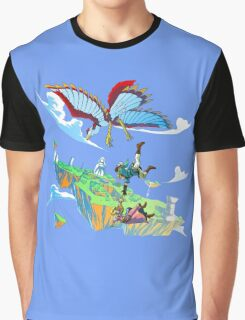 Skyward Infinite  Graphic T-Shirt
