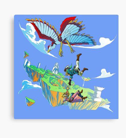 Skyward Infinite  Canvas Print
