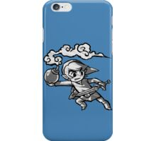 Bomber Link  iPhone Case/Skin