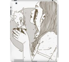 Deadly Consumption  iPad Case/Skin