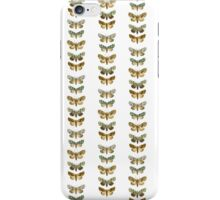 Moths iPhone Case/Skin