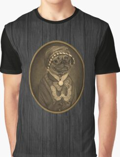 Nobility Dogs 01 Graphic T-Shirt