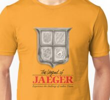 Legend of jaeger  Unisex T-Shirt