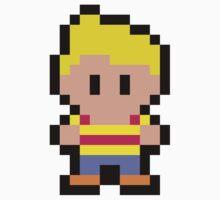 Pixel Lucas Baby Tee