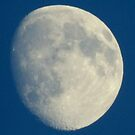 My first Moon photo by Heidi Mooney-Hill