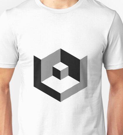 Block Black Unisex T-Shirt