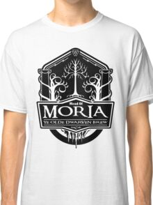 Mead Of Moria, Ye Olde Dwarven Brew Classic T-Shirt