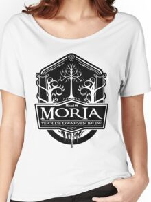 Mead Of Moria, Ye Olde Dwarven Brew Women's Relaxed Fit T-Shirt