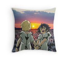 MikaYuu (kids) Throw Pillow