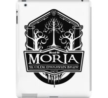 Mead Of Moria, Ye Olde Dwarven Brew iPad Case/Skin