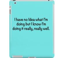 Andy Dwyer Is My Spirit Animal iPad Case/Skin