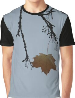 End of Autumn Graphic T-Shirt