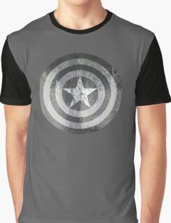 Grey America Graphic T-Shirt