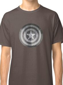 Grey America Classic T-Shirt