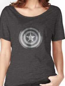 Grey America Women's Relaxed Fit T-Shirt