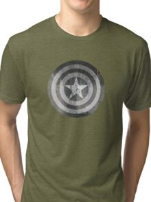 Grey America Tri-blend T-Shirt