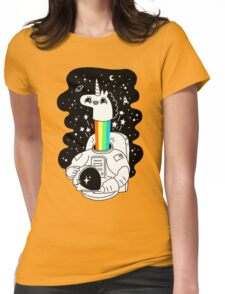 See You In Space! Womens Fitted T-Shirt