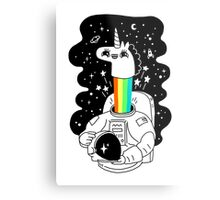 See You In Space! Metal Print