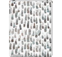 Paint brush Pattern iPad Case/Skin
