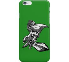 Link Attacks  iPhone Case/Skin