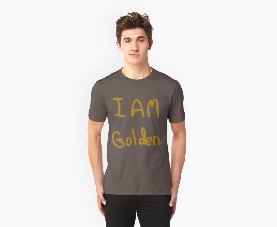 I am Golden by Vonnie Murfin