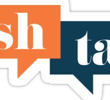Trish Talk Sticker