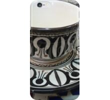 Morocco - a cup iPhone Case/Skin