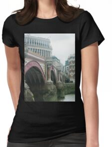 Embankment Womens Fitted T-Shirt