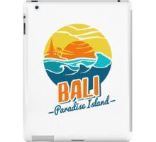 Bali Paradise Island iPad Case/Skin